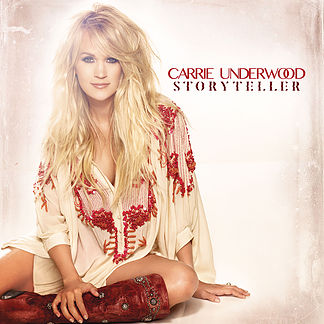 "7. Carrie Underwood: ""Storyteller"" is Carrie Underwood's fifth studio album. Released on October 23rd by Sony Music Nashville.   Critics worldwide predicted Underwood's album was going to be a huge success. As usual, Carrie did not disappoint.  ""Smoke Break"", the lead single off Storyteller, was released on August 21, 2015. The song set an all-time record for the largest first-week radio adds in the history of Country Aircheck, with 145 Mediabase adds and 159 total Billboard and Country Aircheck reporting stations lined up for the song's official airplay impact date.   Underwood announced a North American tour this month and ticket sales have been selling out already. For a list of tour dates and to purchase your very own copy of ""Storyteller"", visit www.carrieunderwood.fm"