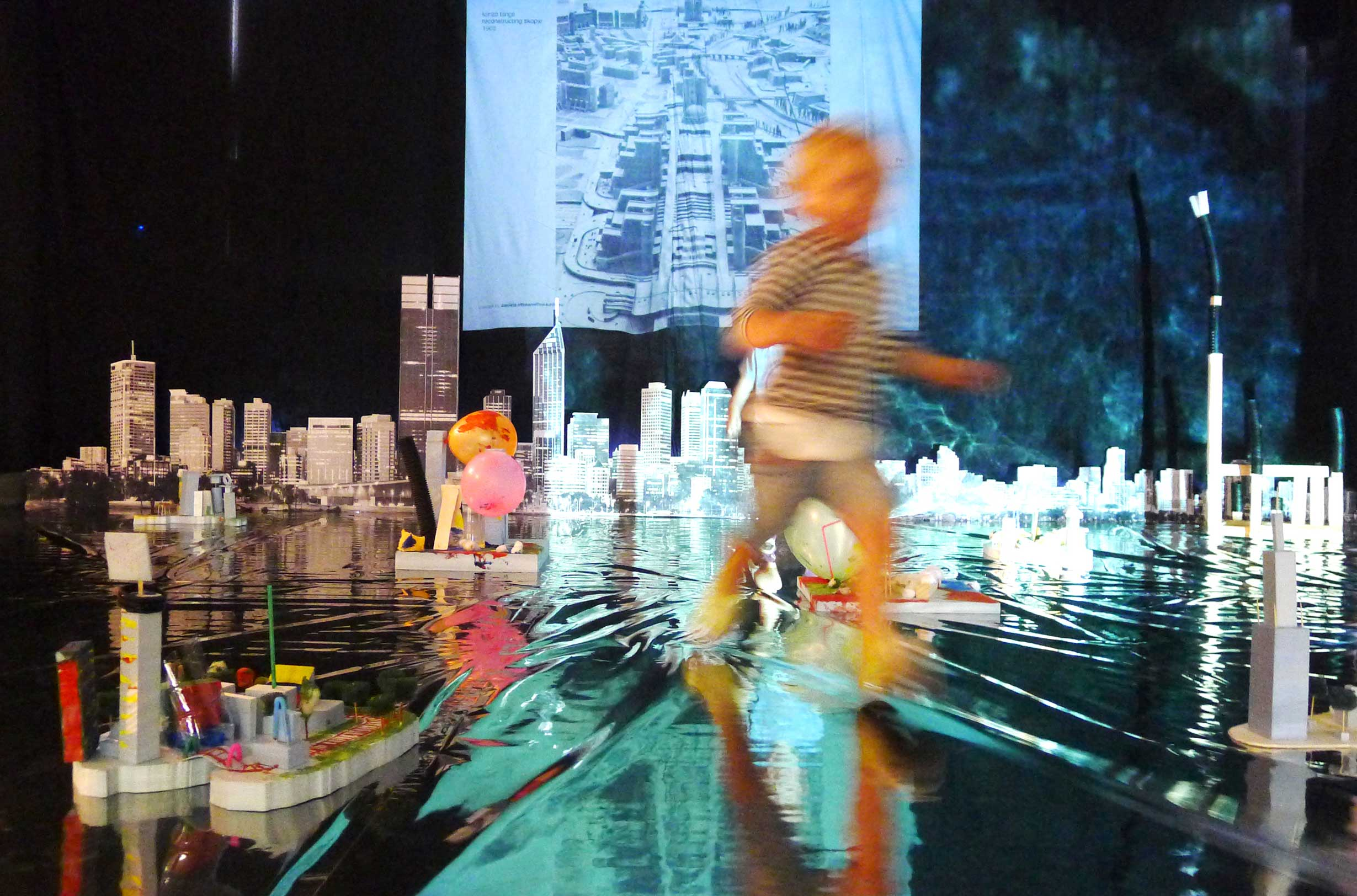 Kids' Island Future Cities lab