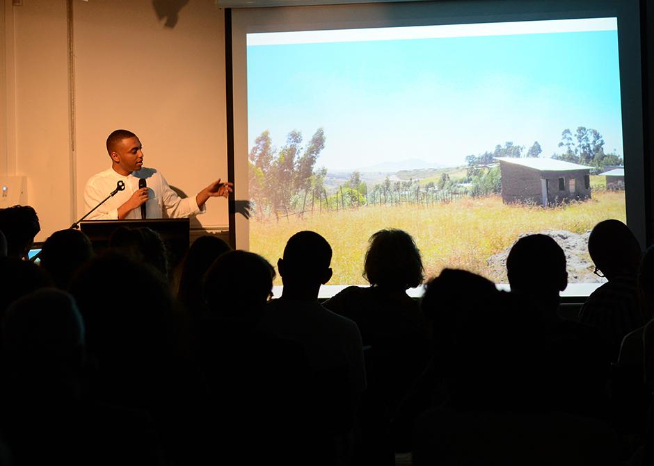 Informal settlements fieldwork