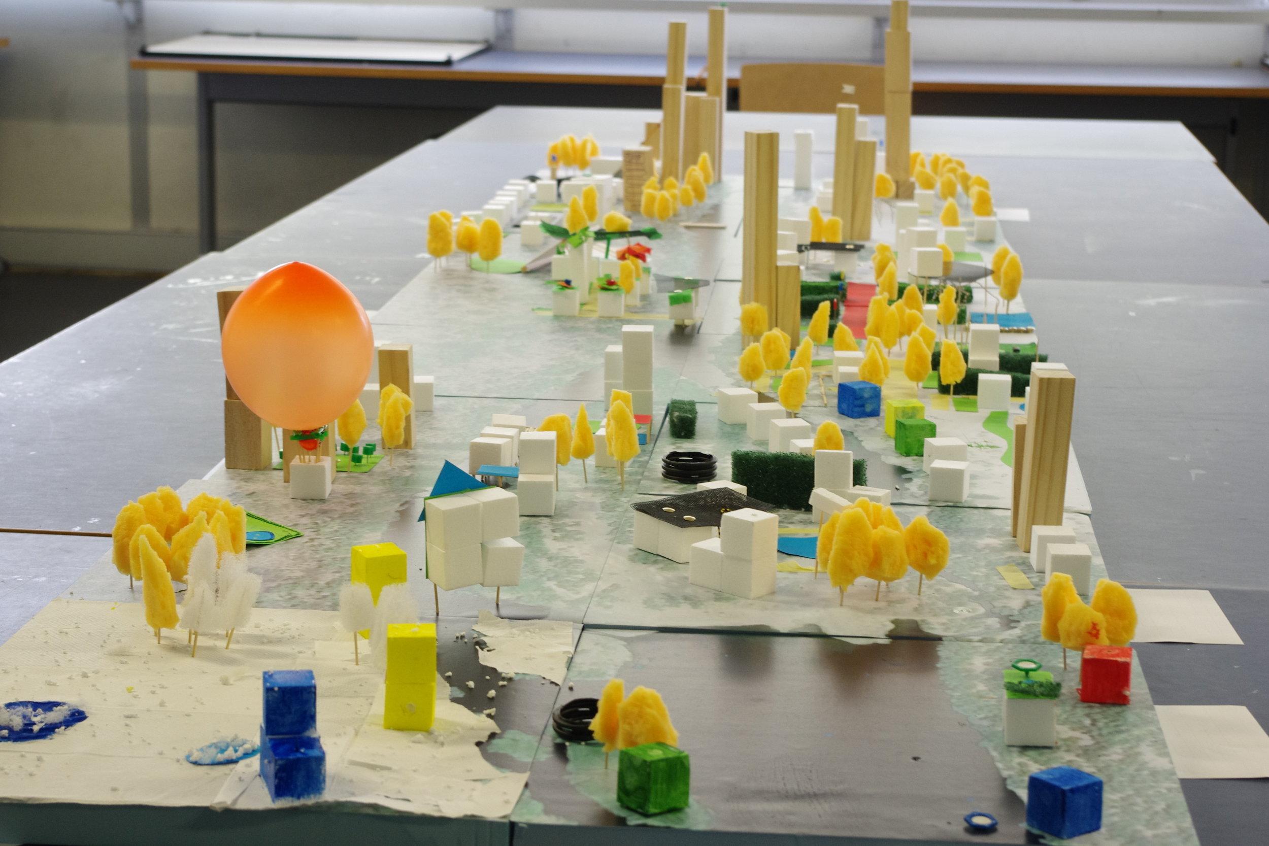 Future Cities lab