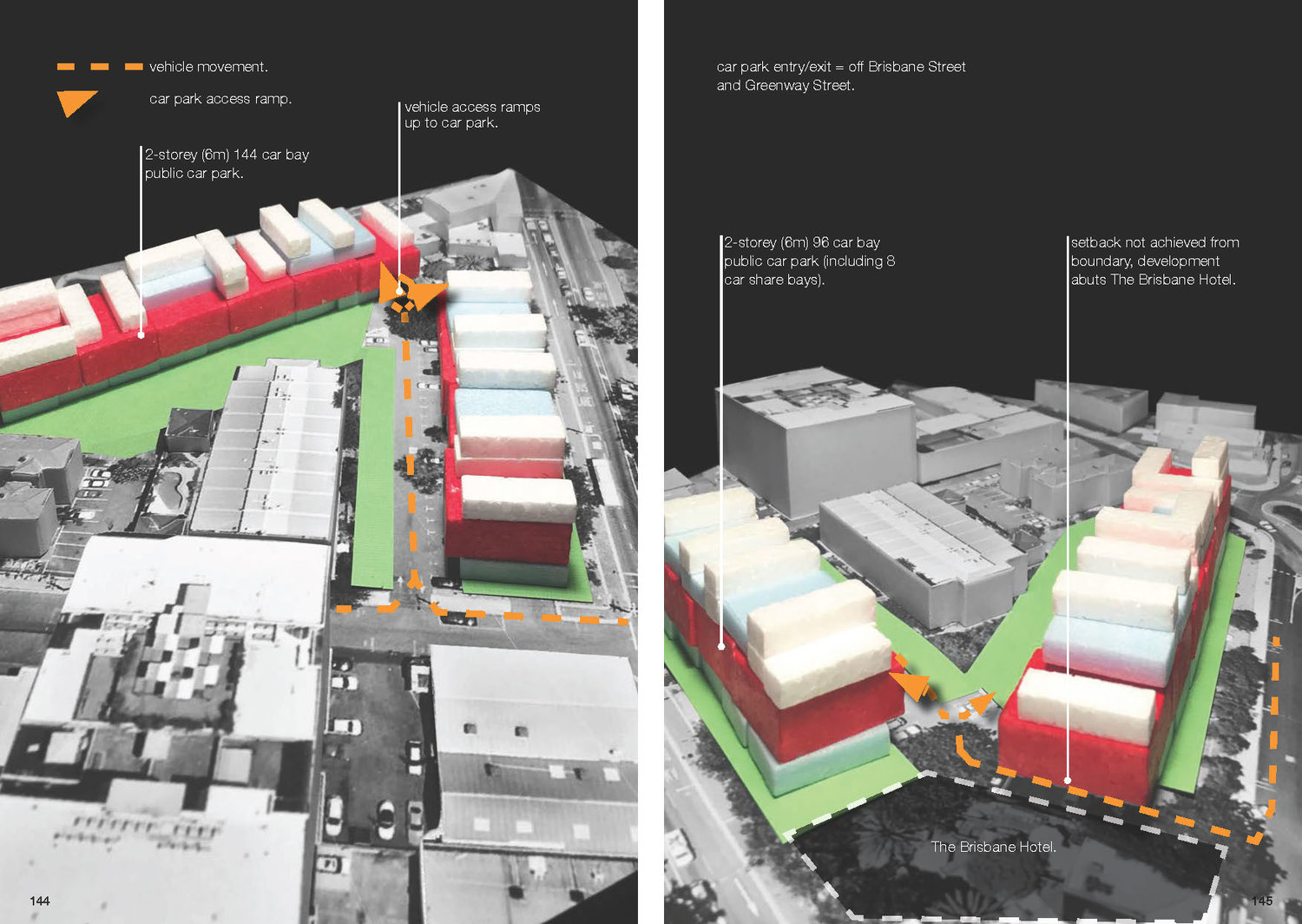 Sam Sweetman, Thesis: Colonising Carparks, 2016