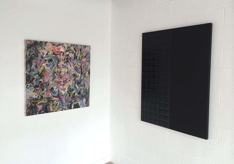 L: Vanessa Prager, R: Matt Mignanelli