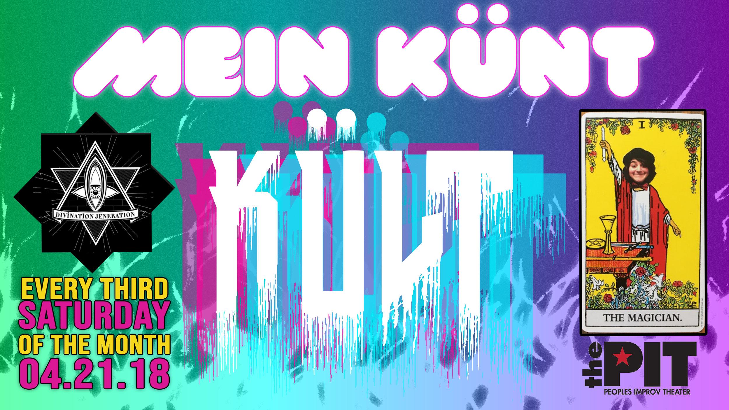 Mein künt (kült) Live! - 4 Drag Kweens compete to win the Haüz KüNT!HOsted by: Jen Clark