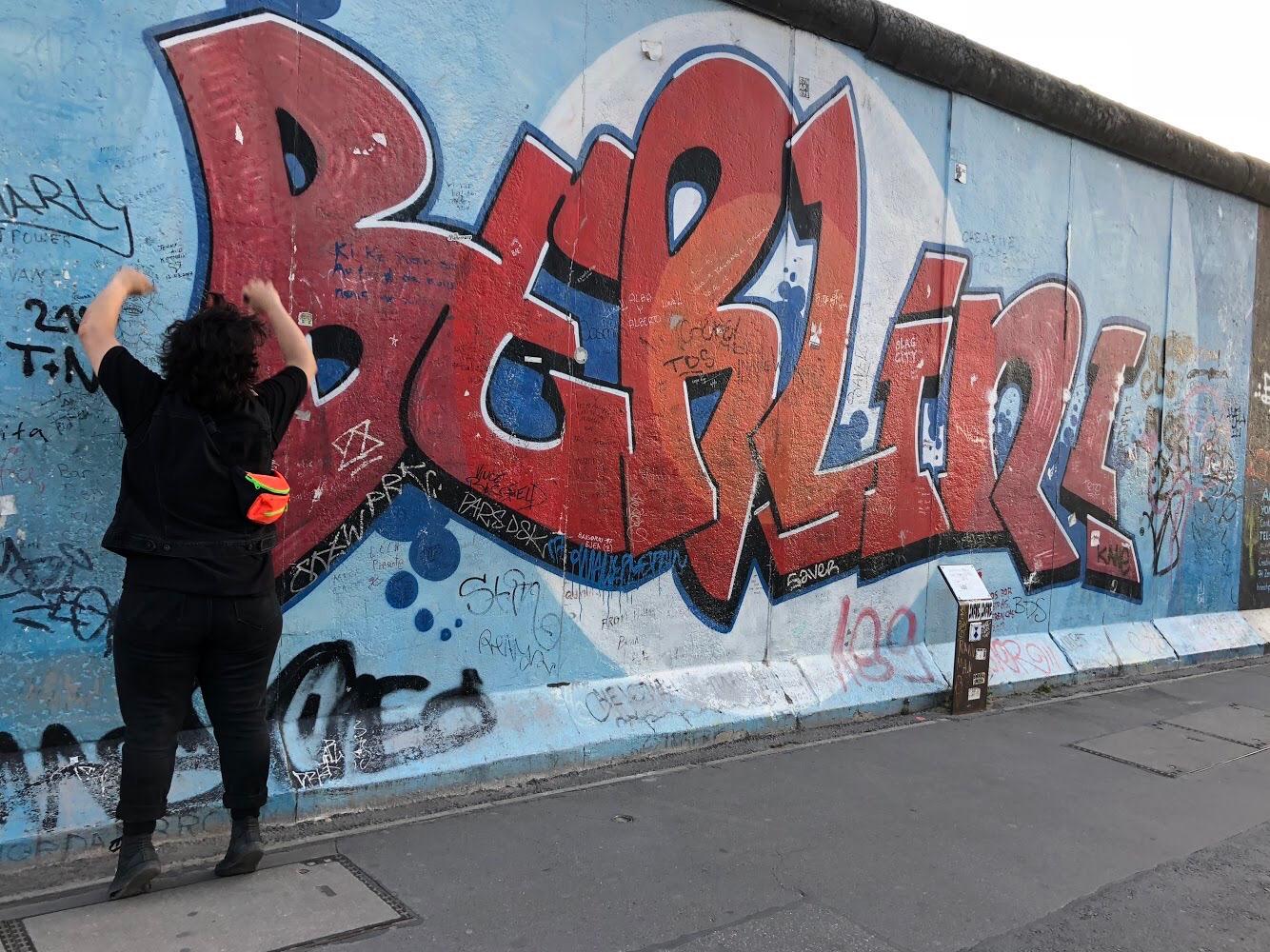 TRAVELED EUROPE! - Berlin! London! Paris! Oh MY!