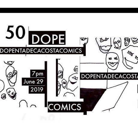 performed in: - 50 Dope Comics FestivalHosted by: BK Wildlife