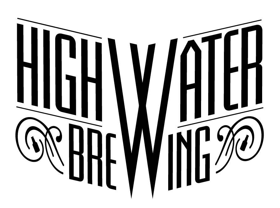 High Water Brewing Logo