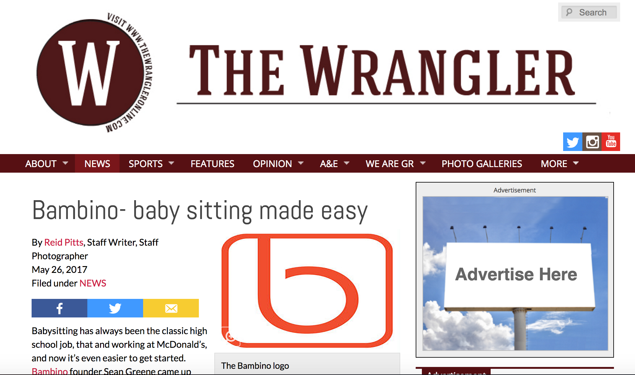 Bambino in The Wrangler, one of Texas' best!.png