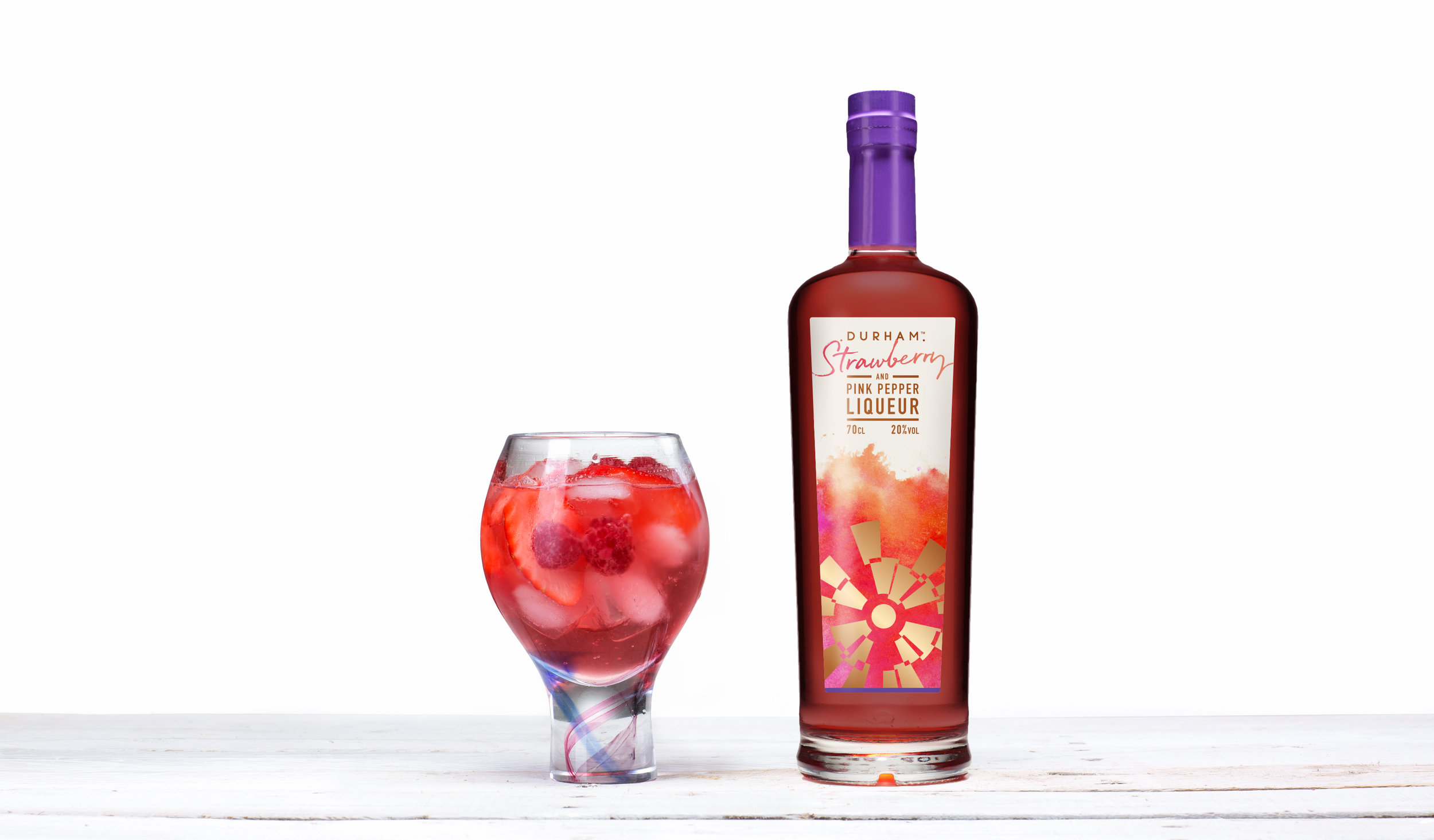 Cocktail of the Month - Summer Rose