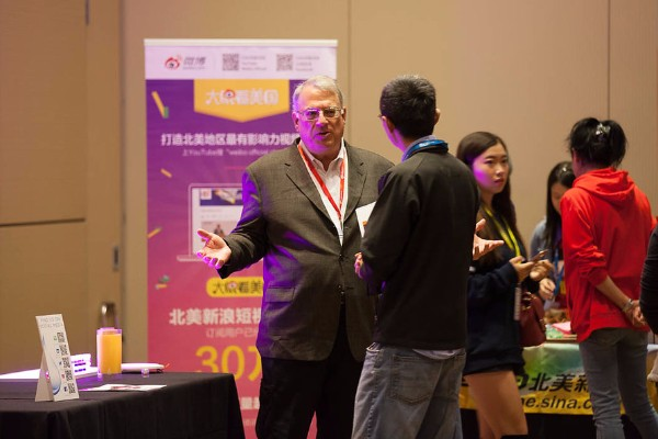 Marc at the 2017 HYSTA Annual Conference, where Light Polymers received the 2017 HYSTA Global Innovation Award