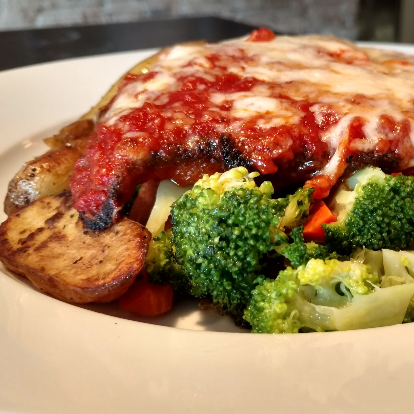 Chicken Parmiggiana