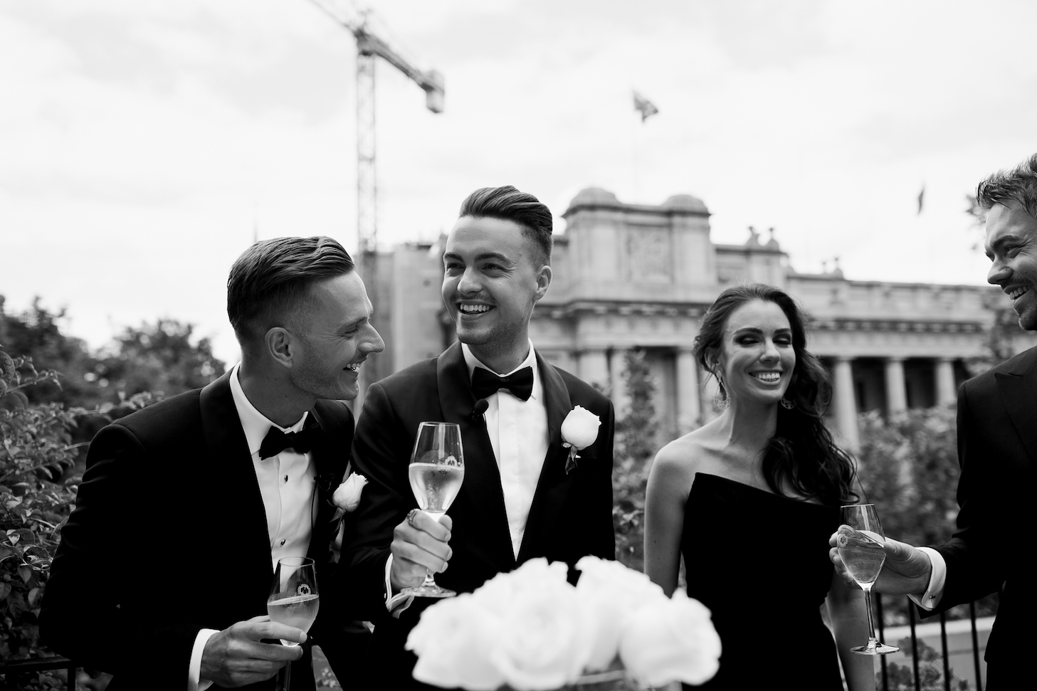 Mr Theodore - Same Sex Wedding - Bek Smith Photography - Melbourne Wedding