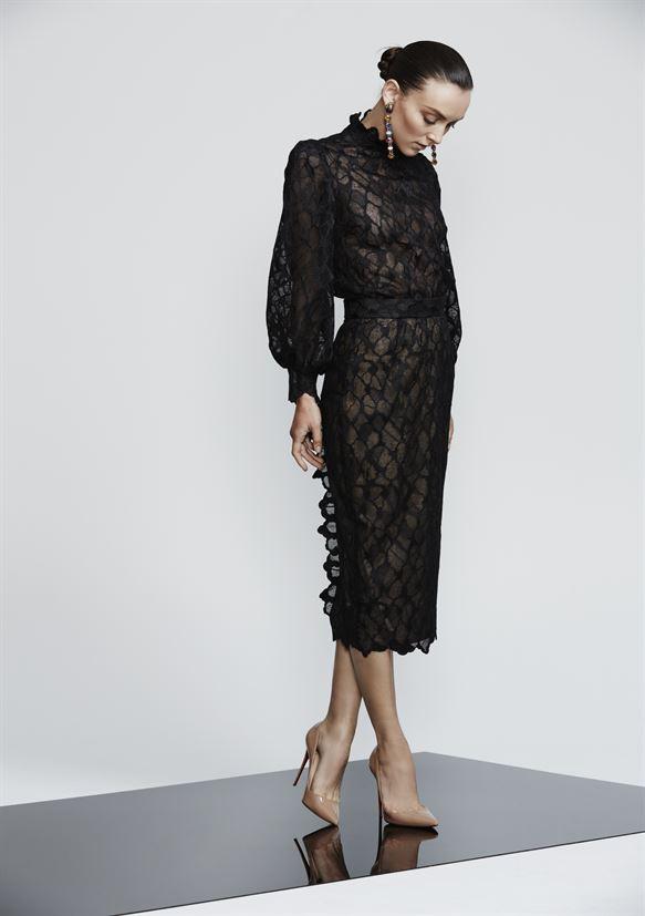 Luella Top & Luella Skirt