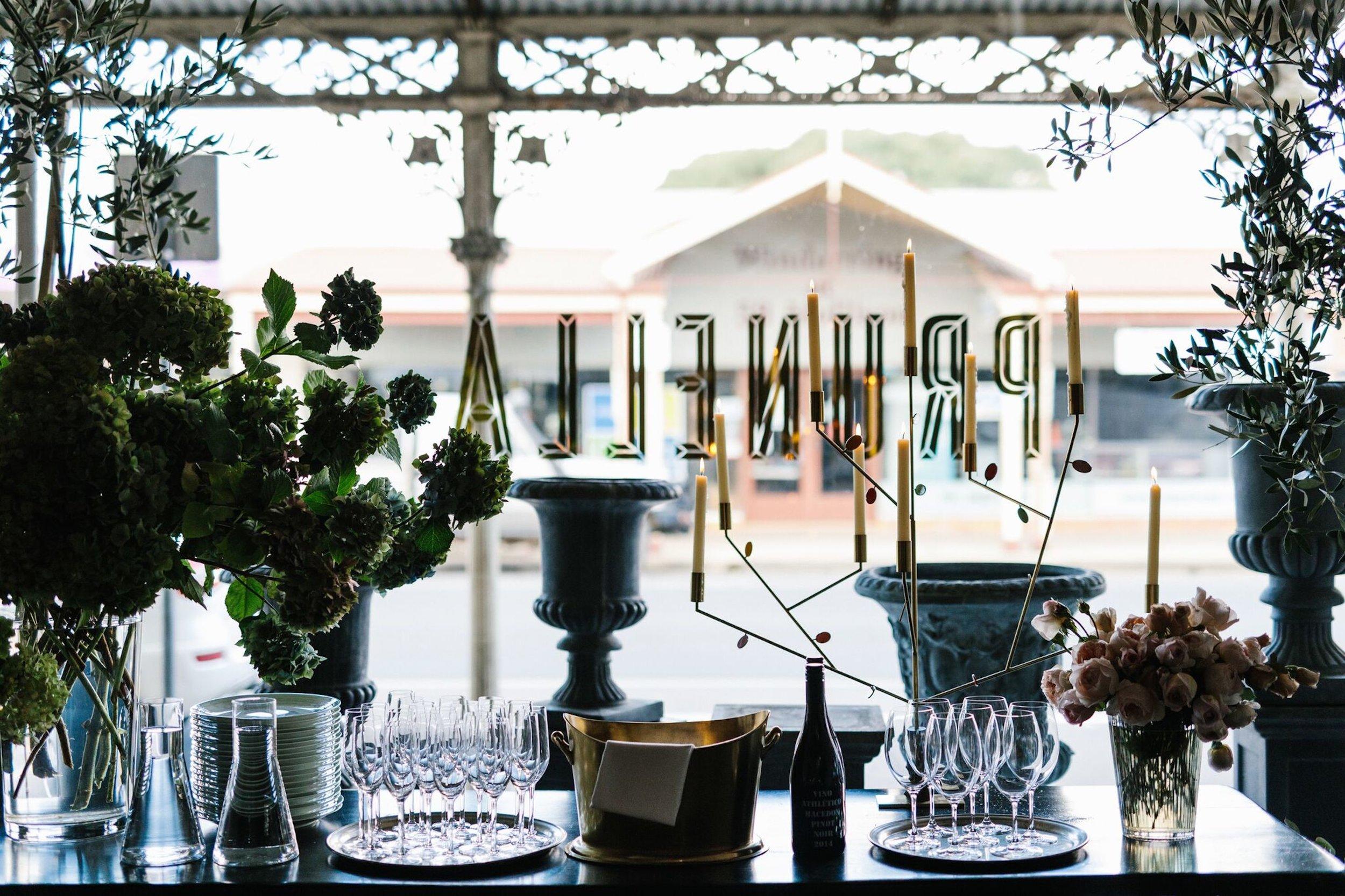 Prunella + Mr. Theodore - Weddings Australia