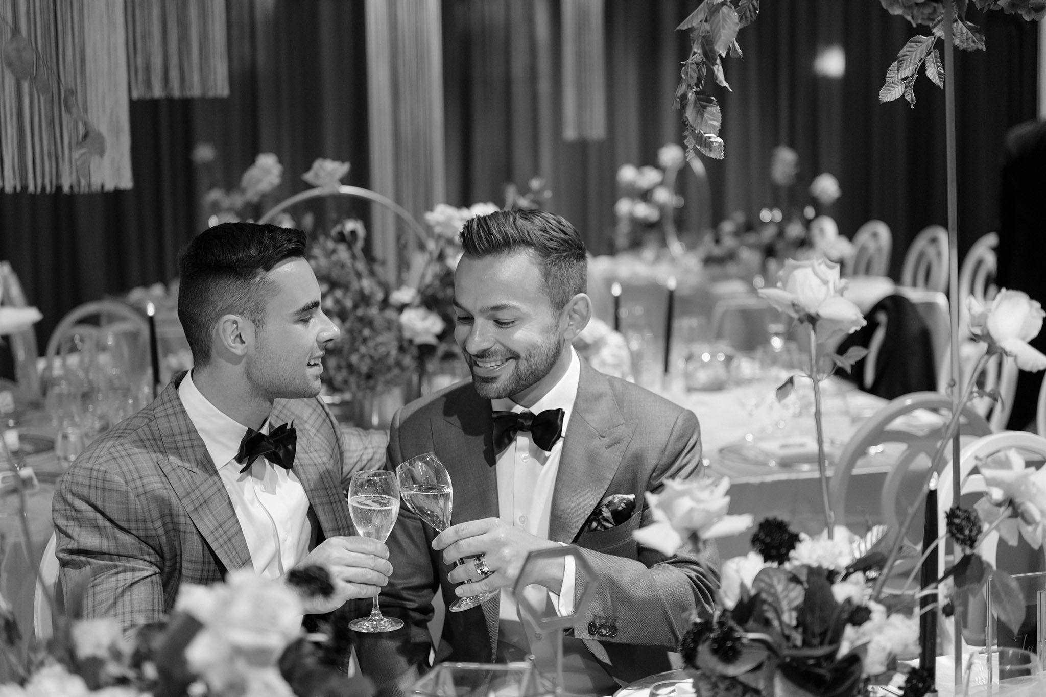 Taylor-Fielding-Matt-Joudo/Brisbane-Same-Sex-Wedding-Editorial