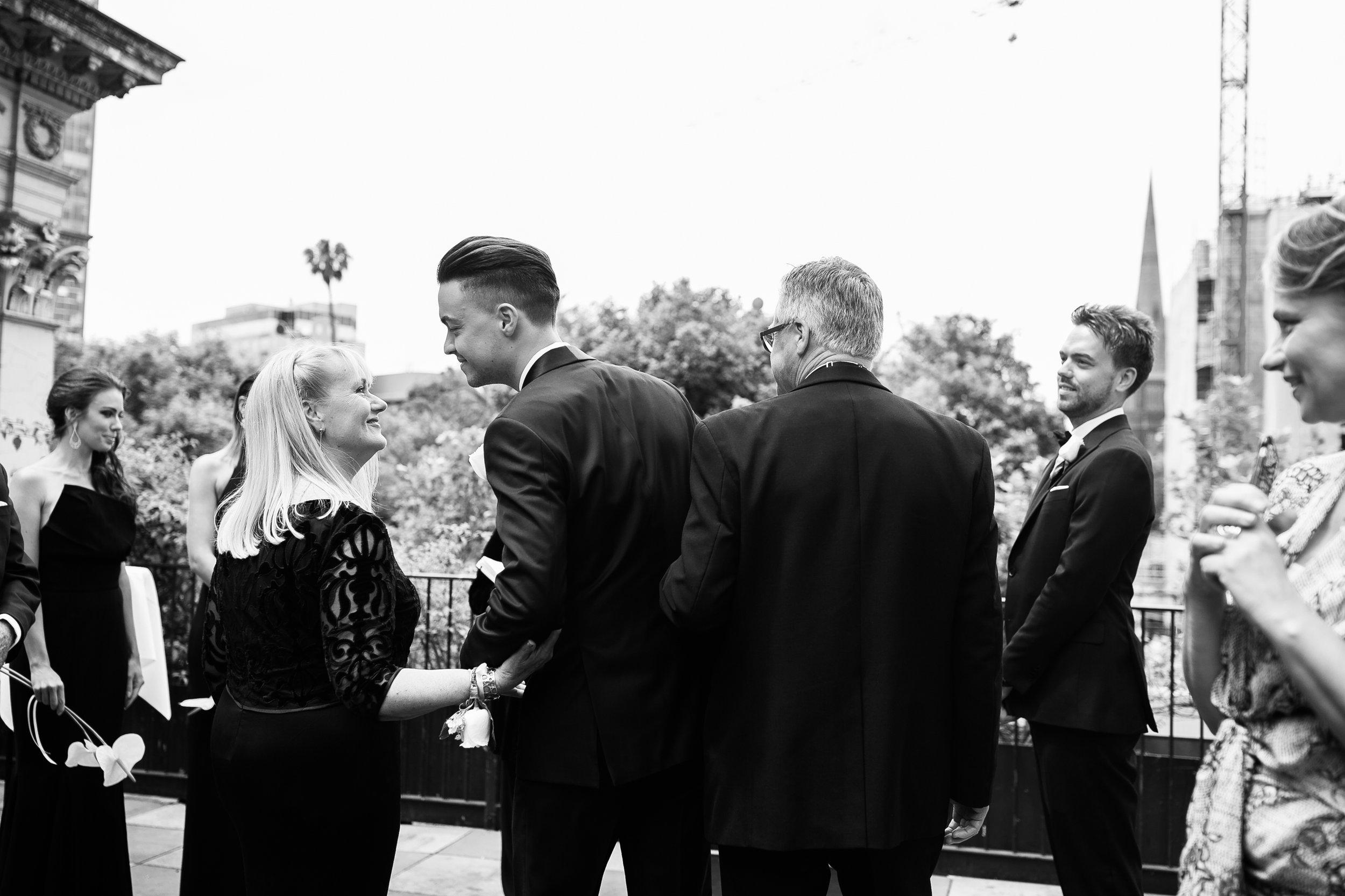Real Wedding:  Mr Theodore