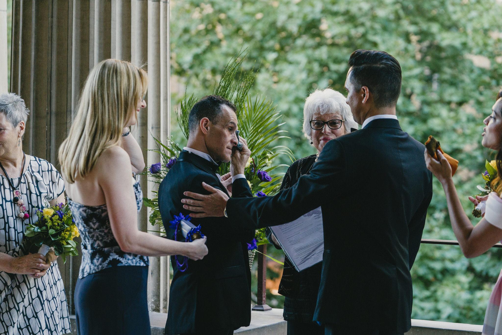 Same-sex wedding Melbourne - Mr Theodore - Corey Wright.6