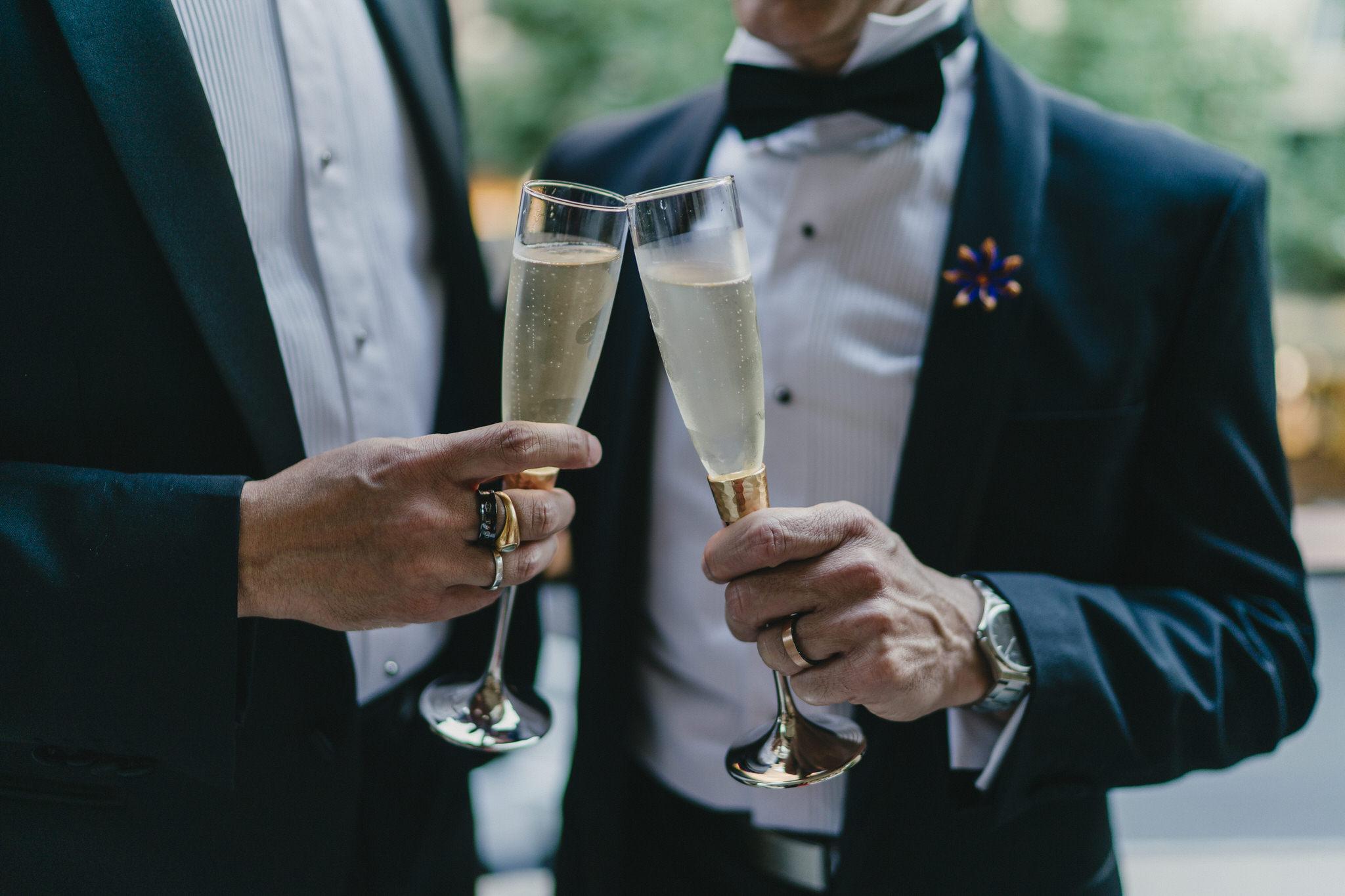 Same-sex wedding Melbourne - Mr Theodore - Corey Wright.9