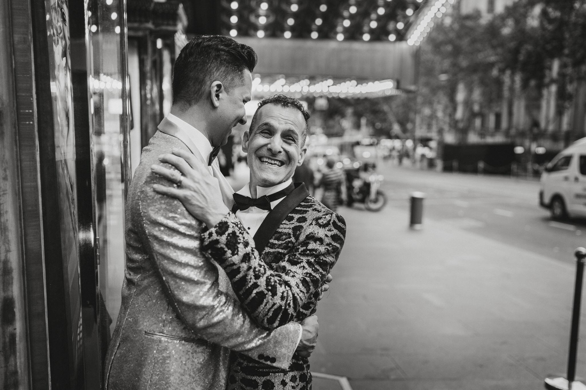 Same-sex wedding Melbourne - Mr Theodore - Corey Wright.14