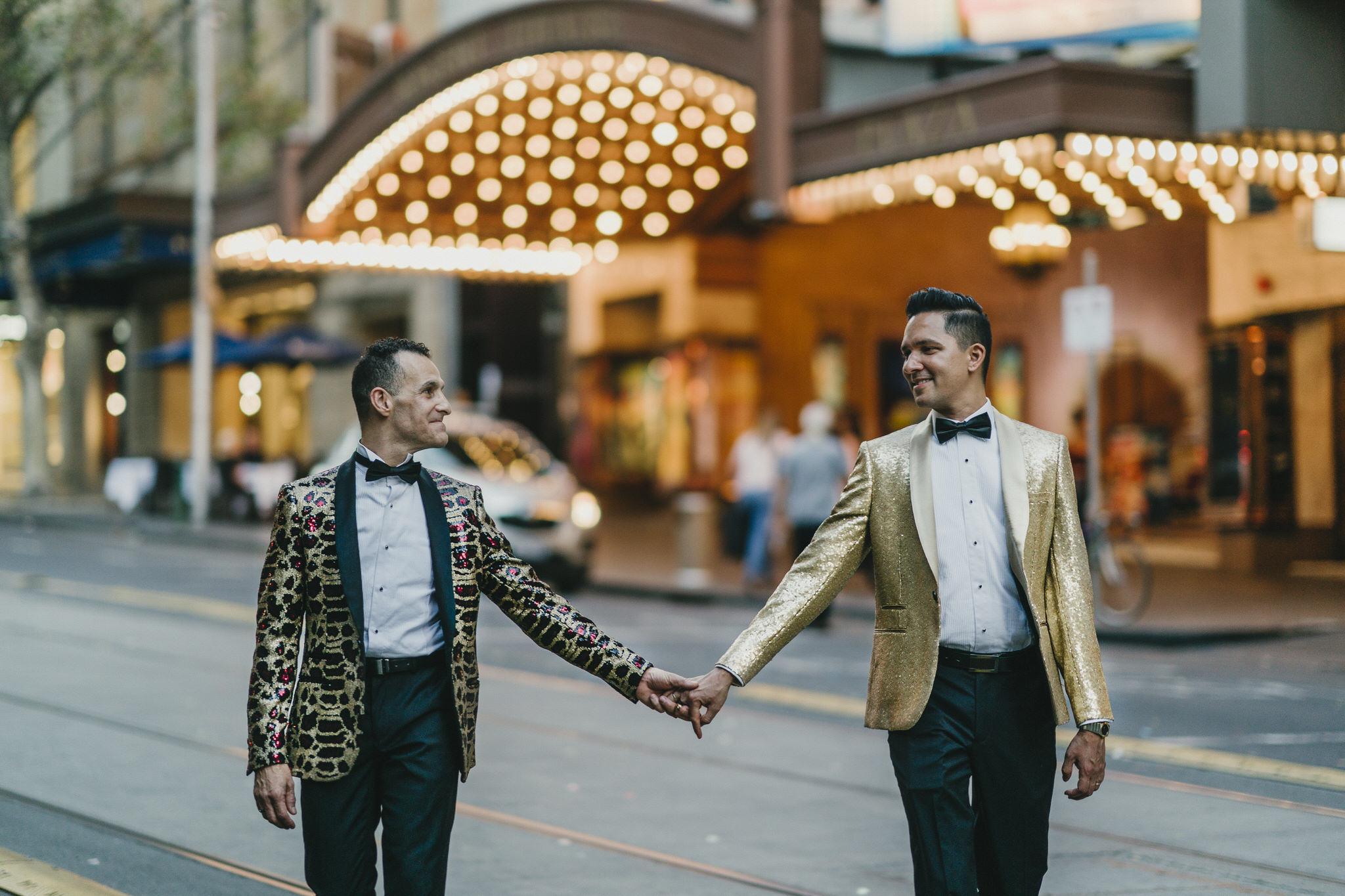 Same-sex wedding Melbourne - Mr Theodore - Corey Wright.15