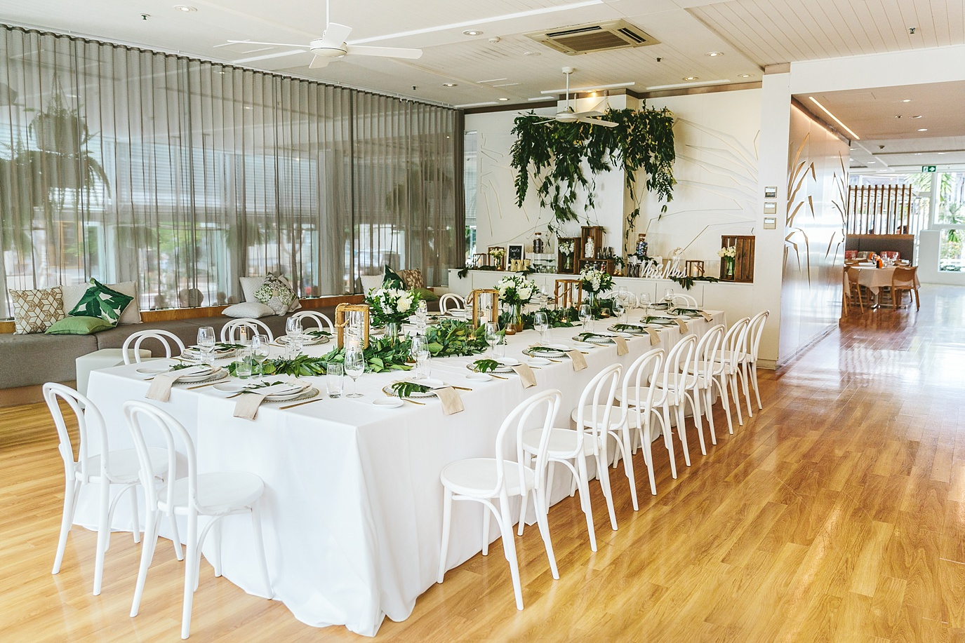 Sofitel Noosa Pacific Resort - A dedicated and trusted team of specialists will personally imbue your wedding with the utmost imagination, luxury, sophistication and passion while ensuring perfection in every aspect – from special themes to exquisite cuisine.