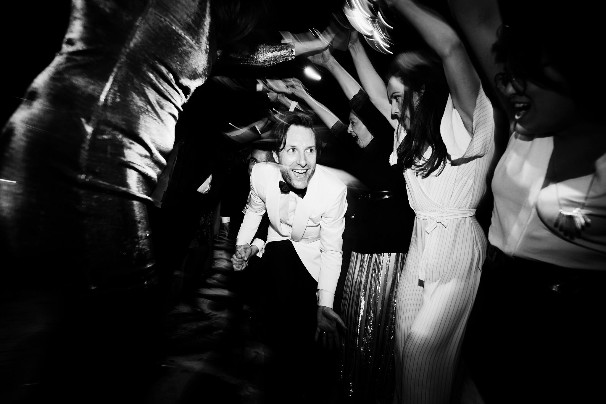 Plaza Ballroom Wedding on Mr Theodore. Photography by Eric Ronald