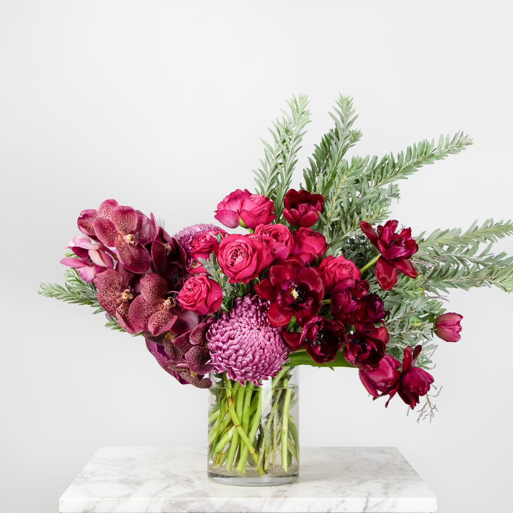 Image:  Flowers Vasette