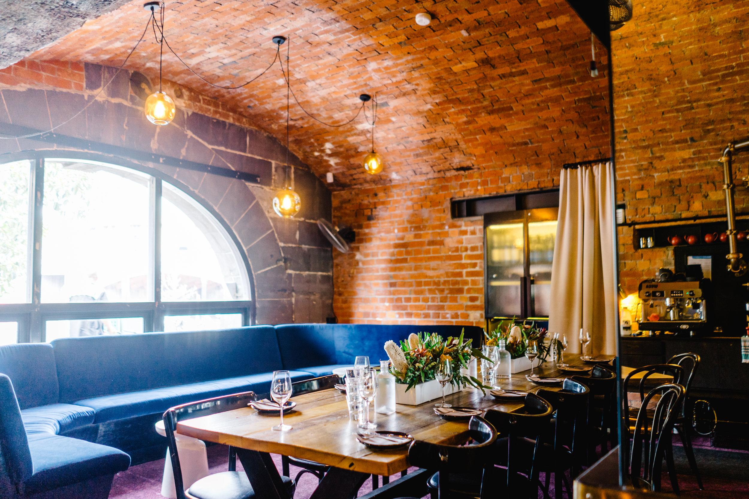 10 of the best wedding venues in Melbourne - Pilgrim - Mr Theodore