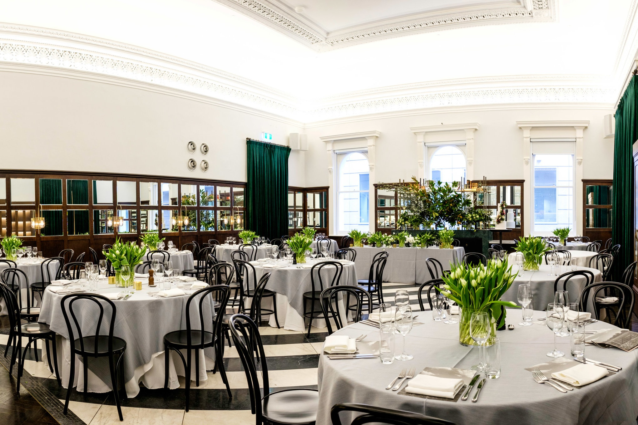 10 of the best wedding venues in Melbourne - Alfred Place - Mr Theodore