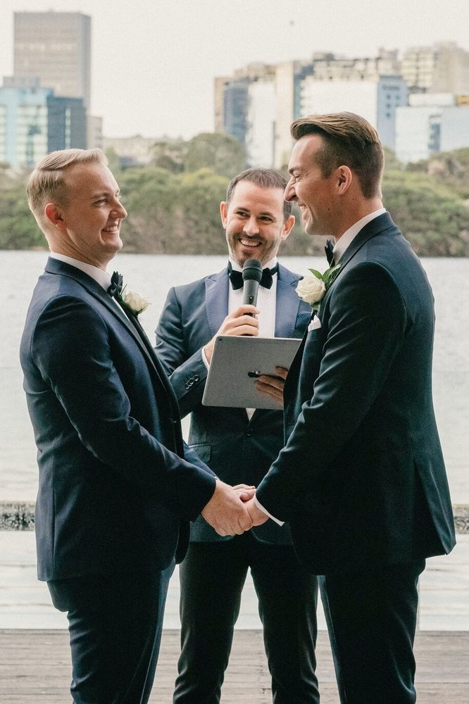 Matt Finch - 'Mr Theodore has opened up an incredible world of opportunity for me as a celebrant. Amazing couples are bringing me in, often with other Mr Theodore recommended suppliers on board, for truly next level weddings - a cut above. What Mr Theodore produces is always classy, superior and an absolute pleasure to be involved with. Whether you are a couple planning your wedding or a supplier looking to grow your business, I recommend Mr Theodore.'- Matt Finch | Celebrant