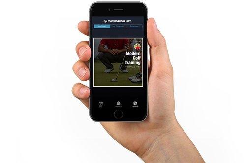Golf Exercise app