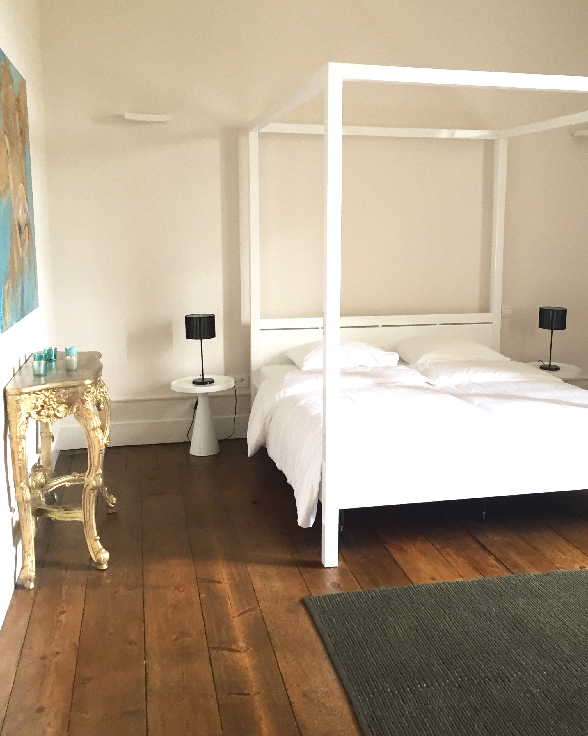 Still dreaming of the rooms at  Chateau De Redon