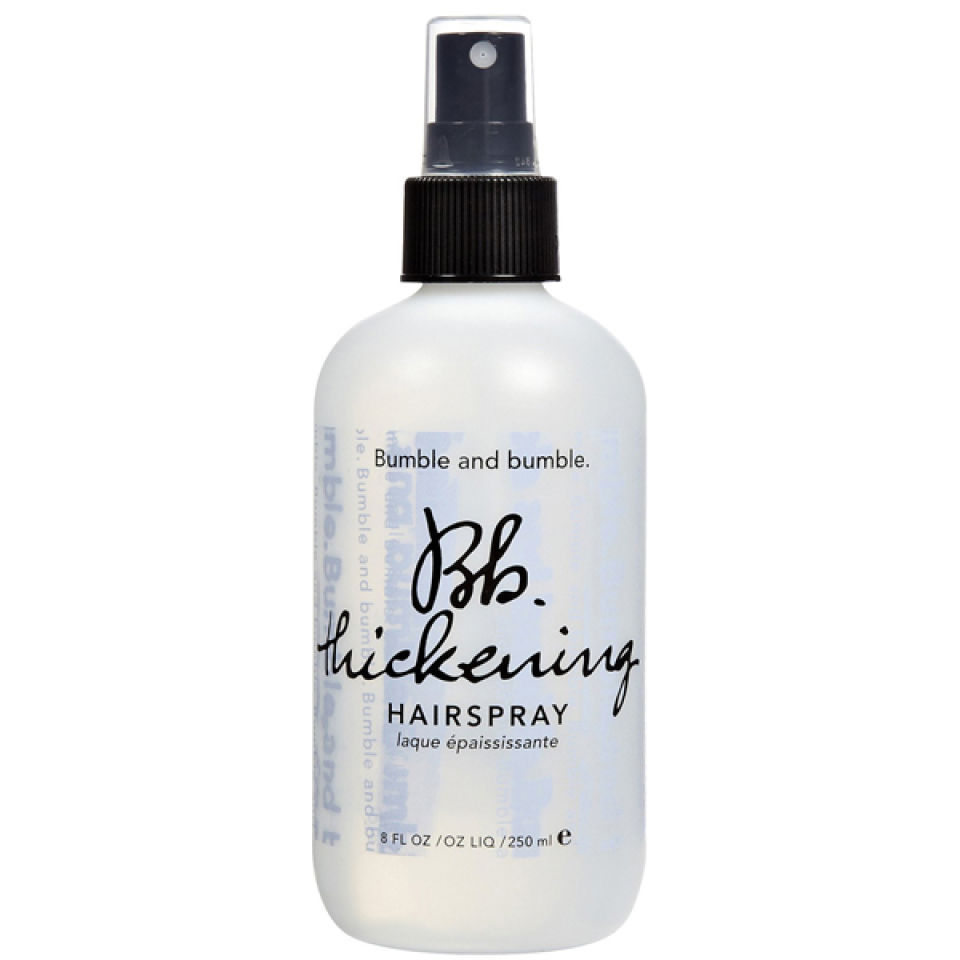 THE GROWN UP EDIT BLOG, A  GROWN UP BLOG FOR FASHION, BEAUTY, LIFESTYLE AND TRAVEL. A BLOG FOR ADULTS, 30'S 40'S 50'S. VOLUMIZING HAIR. THICKEN HAIR, BUMBLE AND BUMBLE, THICKENING SPRAY.jpg