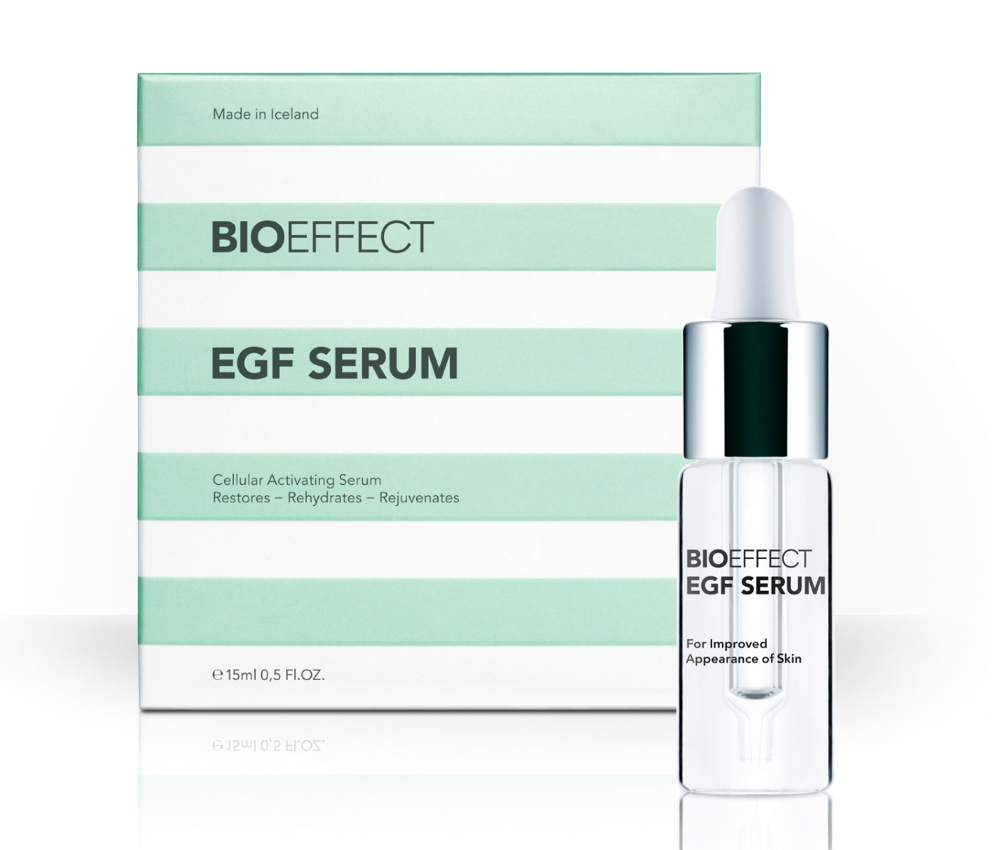 THE ANTI-AGEING EFFECT OF EGF