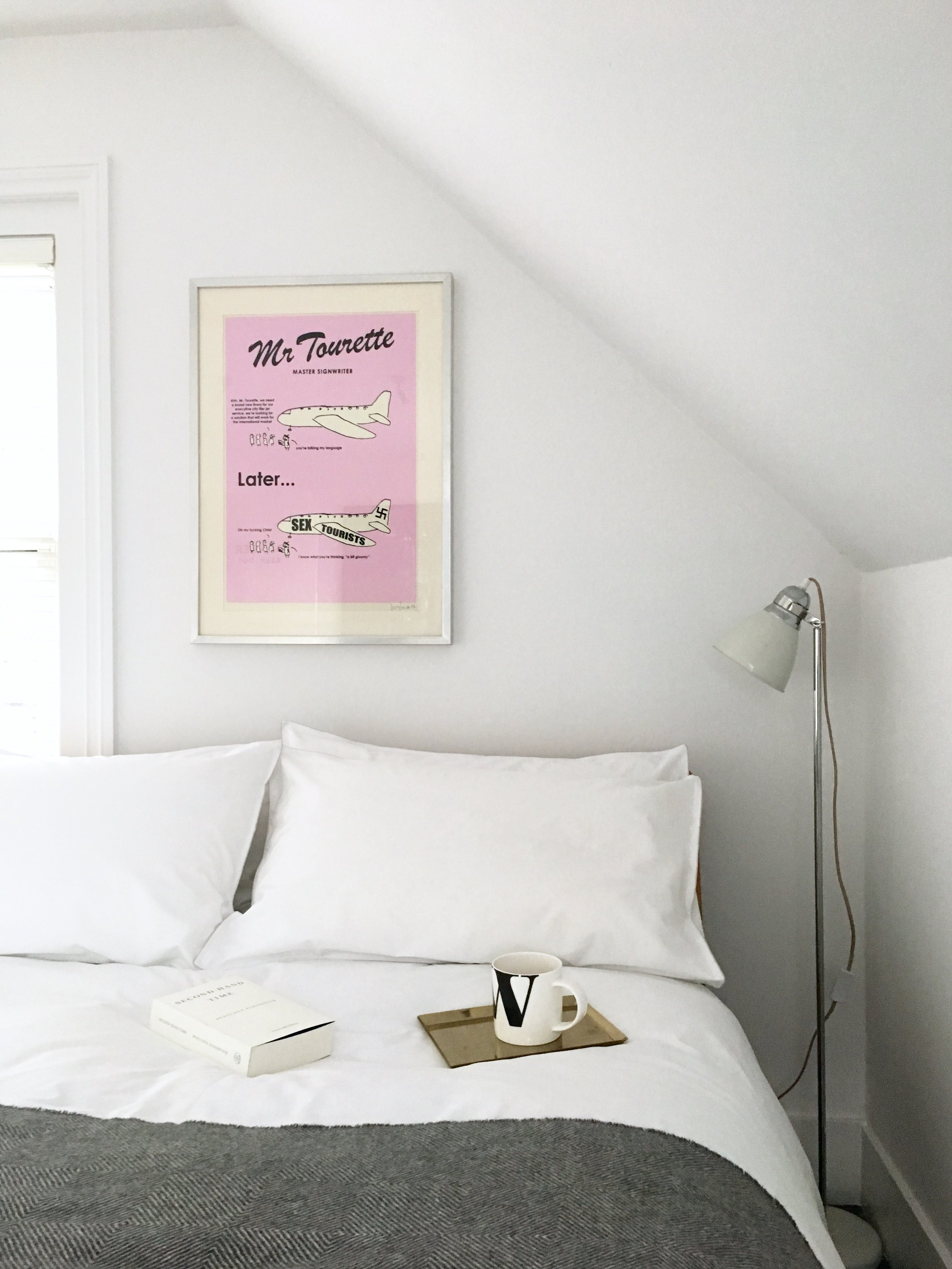 TEENAGE BEDROOM TO A GROWN UP SPACE - The Grown Up Edit