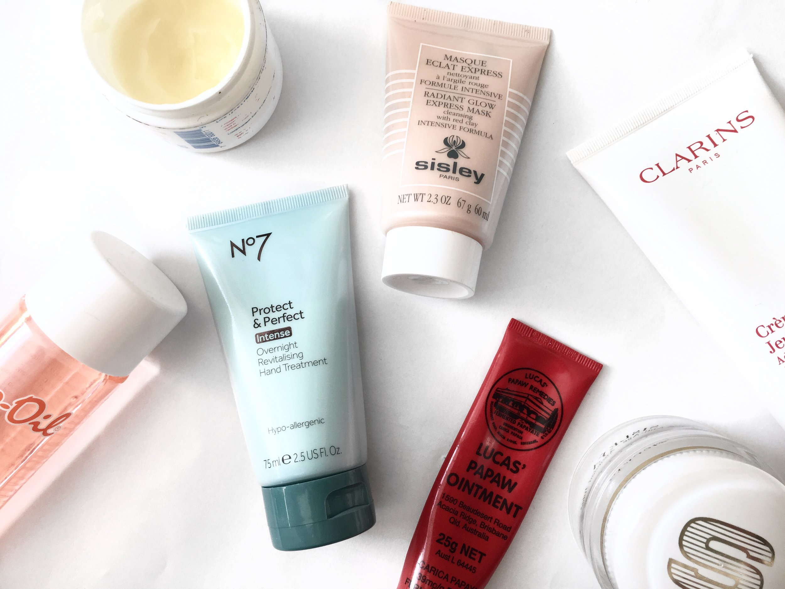 WINTER SKIN RESCUE - The grown Up Edit
