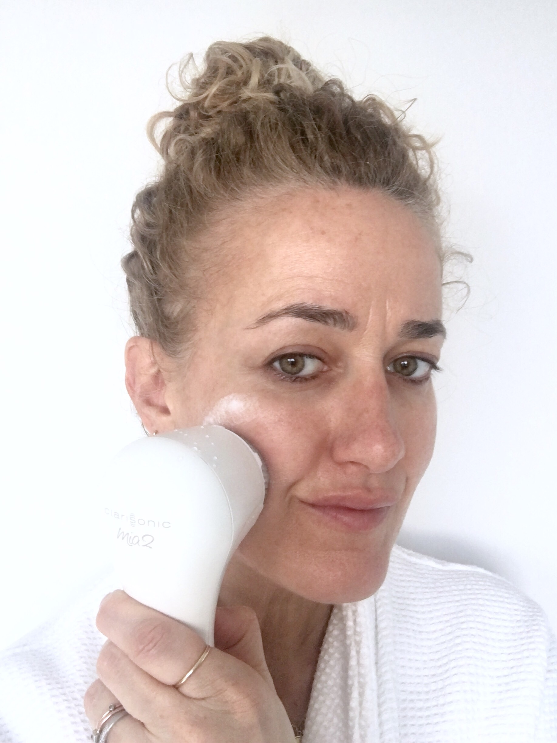 CLARISONIC REVIEW -The Grown Up Edit