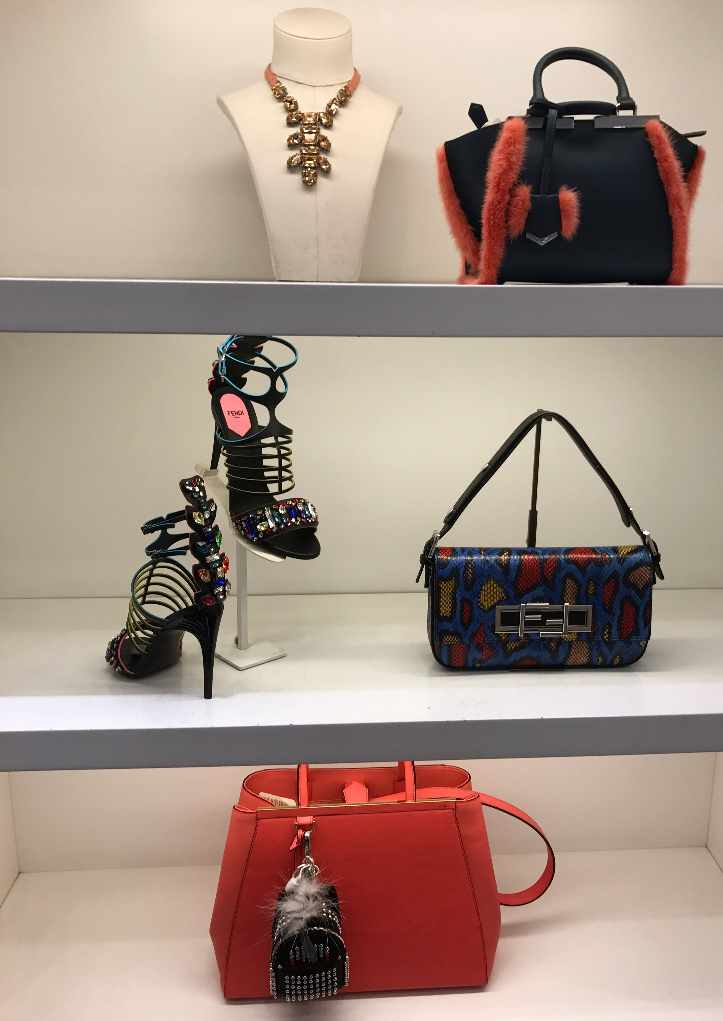 THE GROWN UP EDIT - Fendi Bicester Village