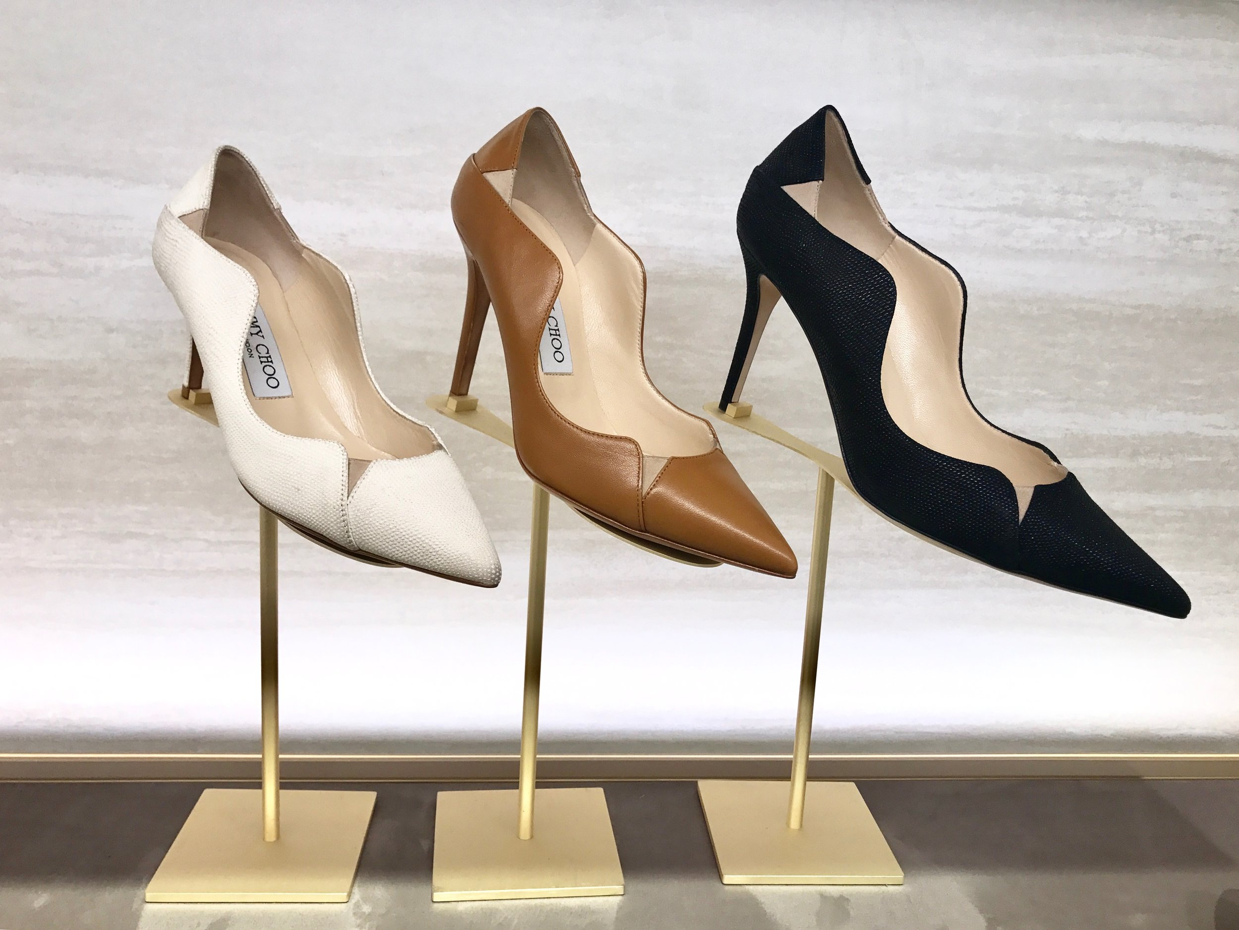 THE GROWN UP EDIT - Jimmy Choo