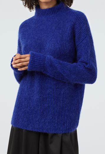Blue Knit - FINERY £119