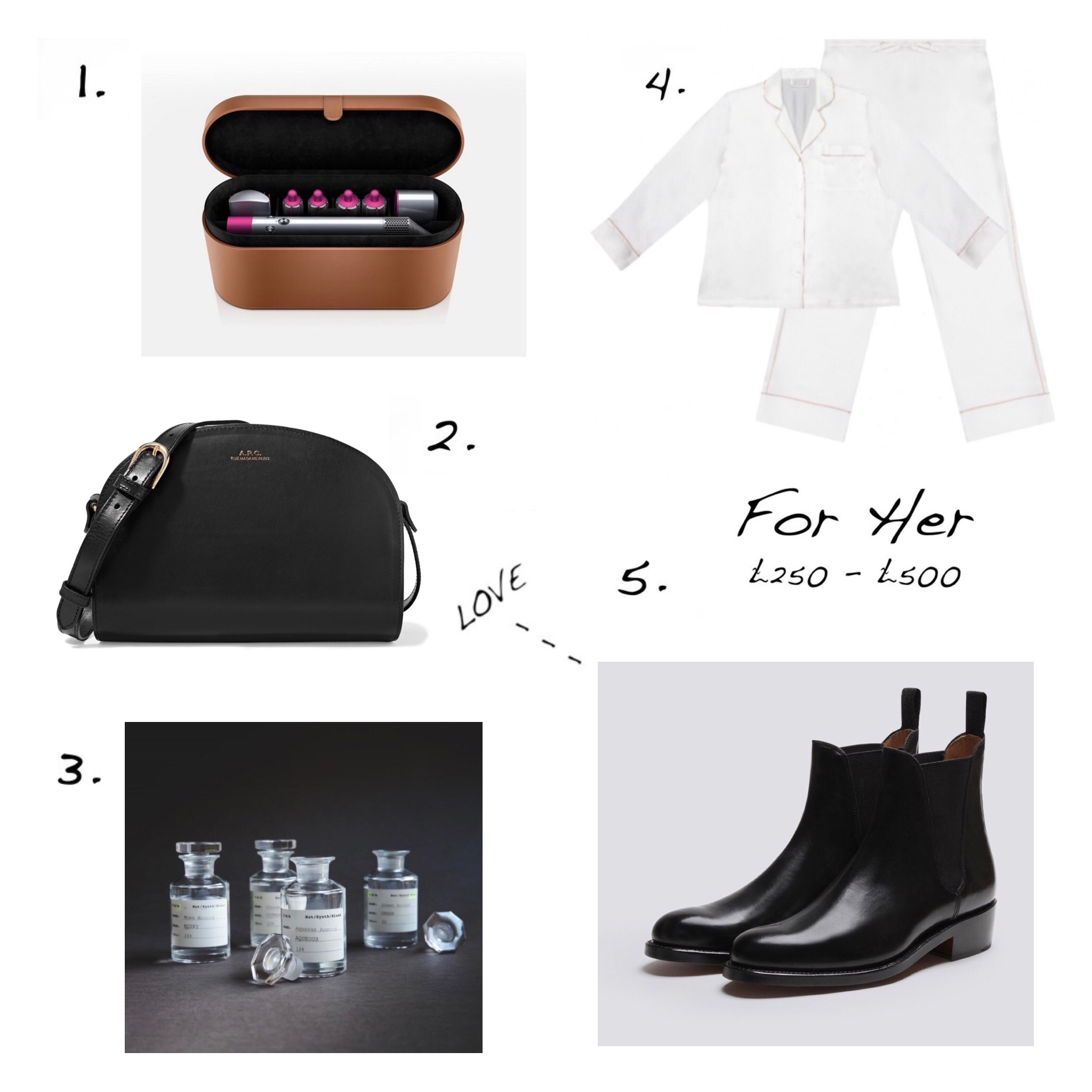 THE GROWN UP EDIT - CHRISTMAS GIFT GUIDE