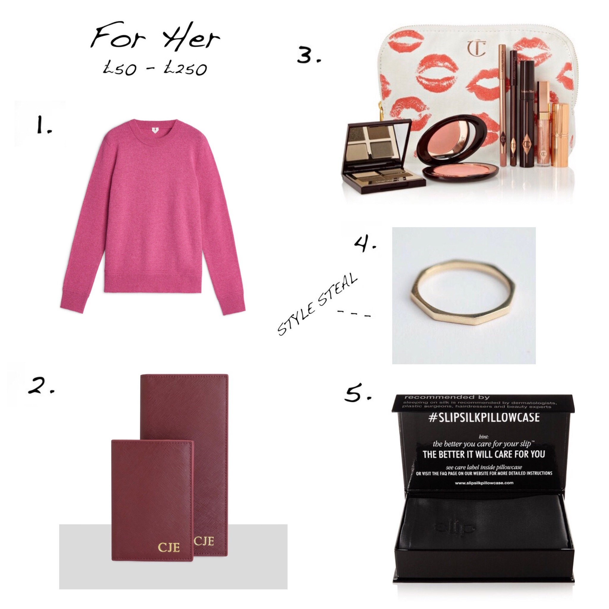 THE GROWN UP EDIT- CHRISTMAS GIFT GUIDE 2018