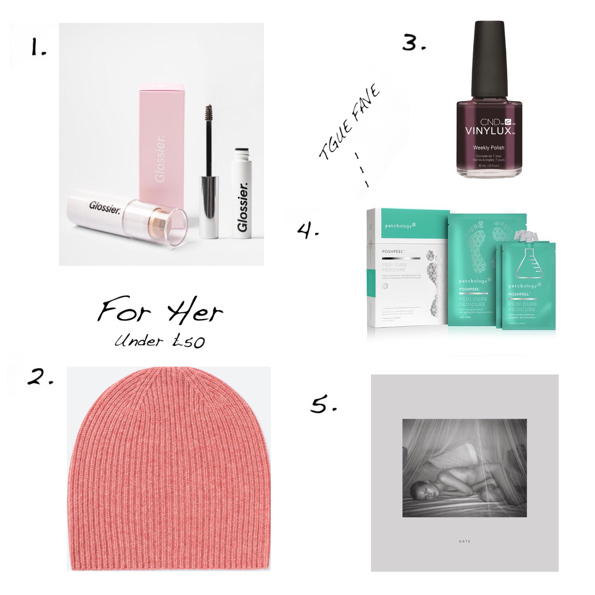 THE GROWN UP EDIT - CHRISTMAS GIFT IDEAS