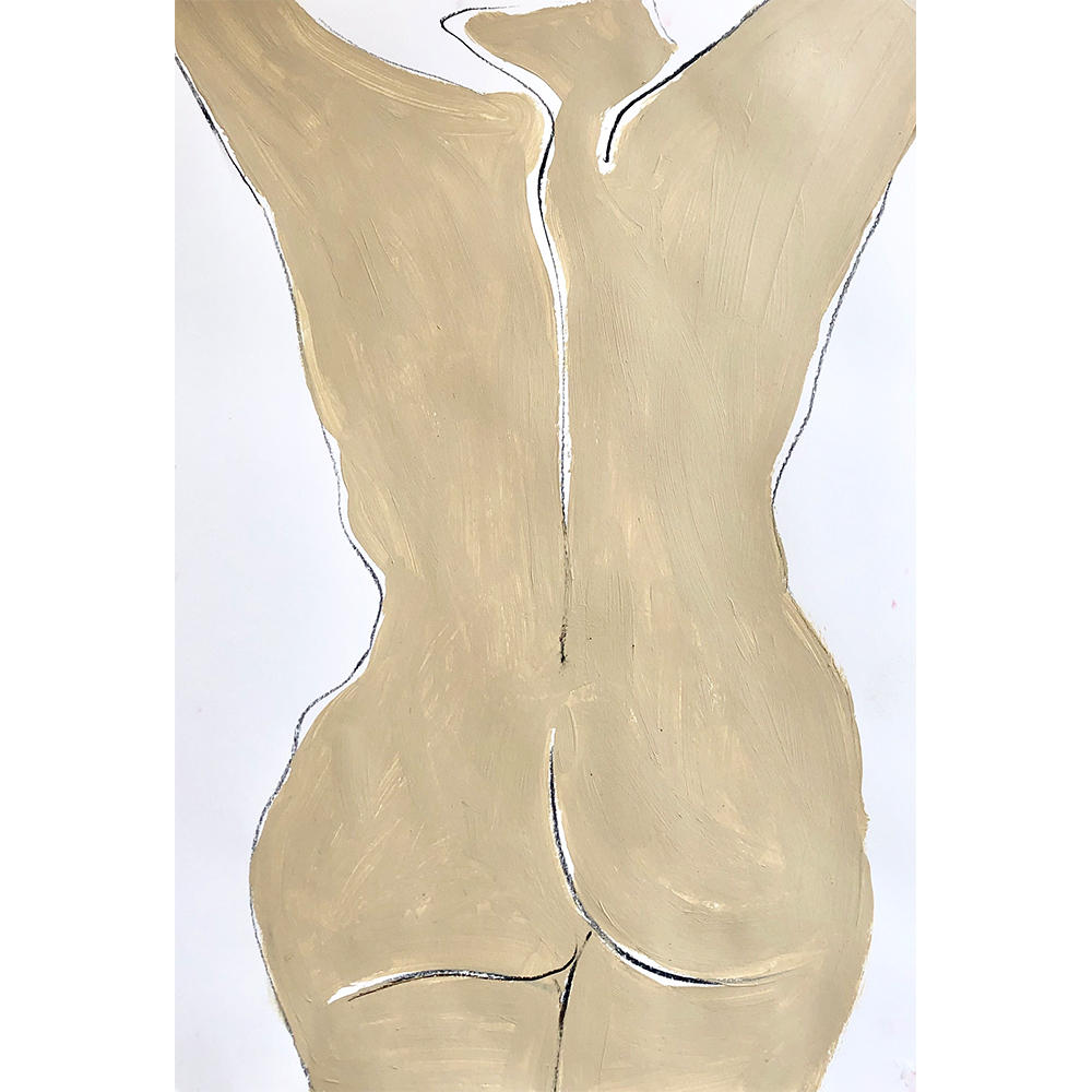 Nude+in+Nude+2,+Alexandria+Coe,+Acrylic+and+Charcoal,+A2,+£550,+Partnership+Editions.jpg