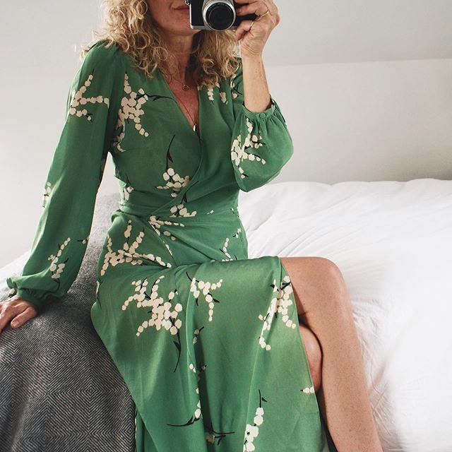 New dress thanks to @realisationpar sale! ⠀