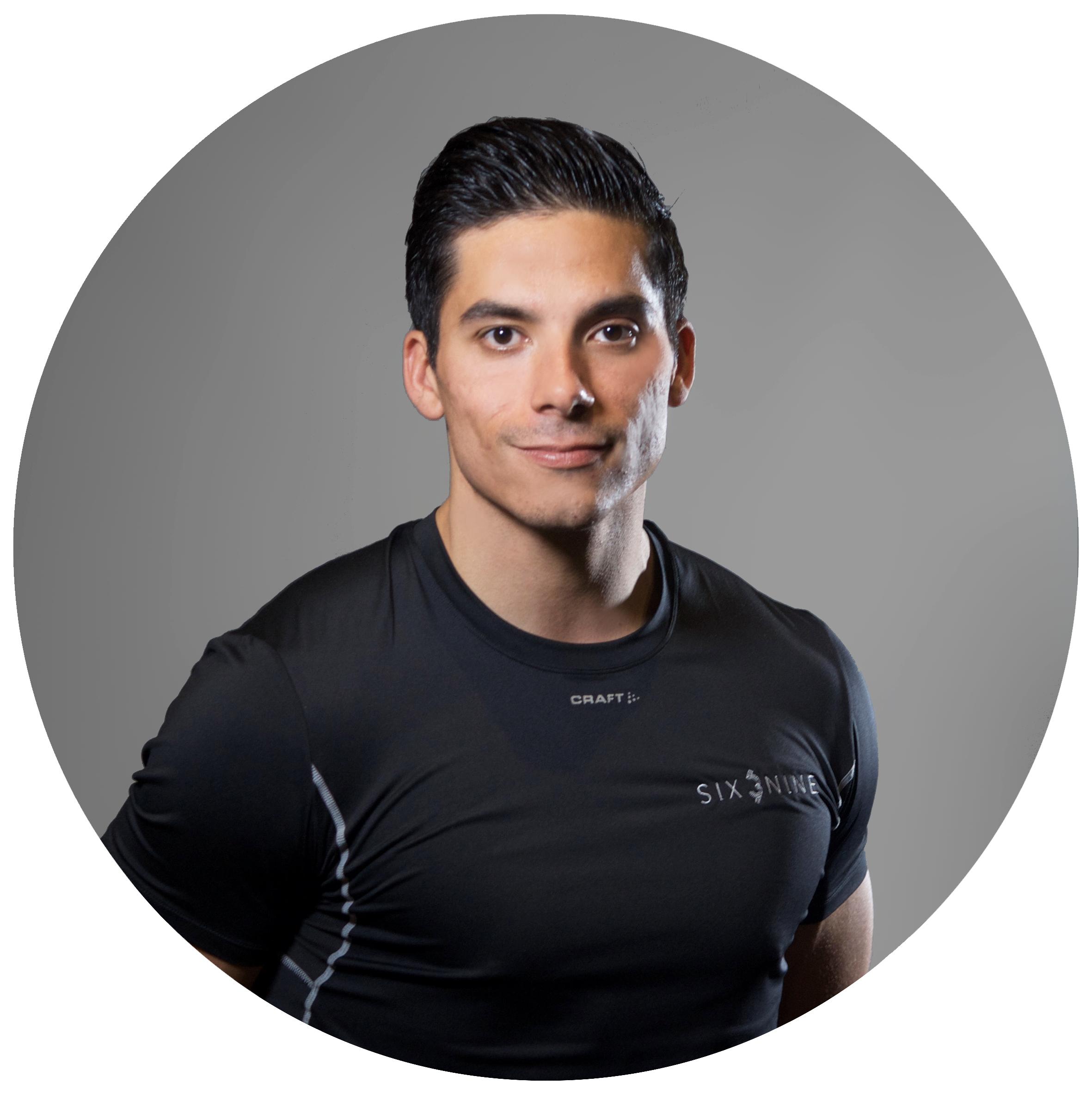 Joshua Peters, SIX3NINE Trainer
