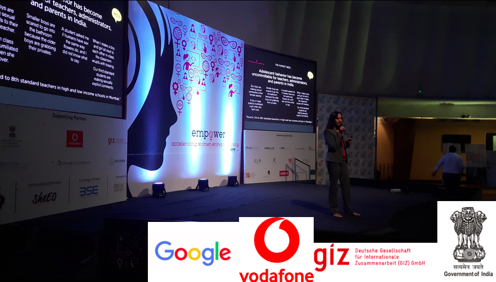 Top 15 woman-led tech venture, India - Empower 2016 accelerator by Zone Startups
