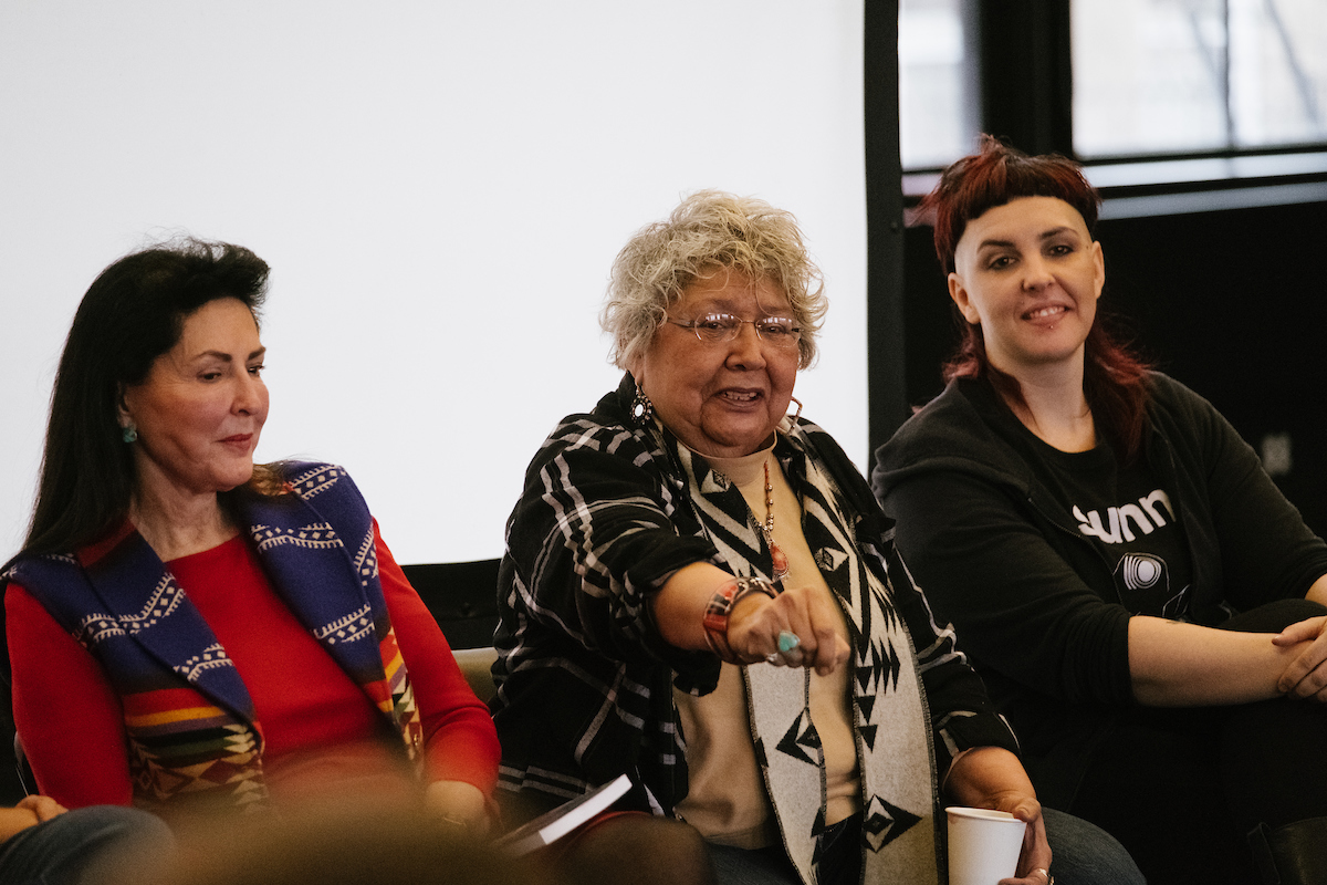 Global First Nations Performance Network (GFNPN) workshop and discussions