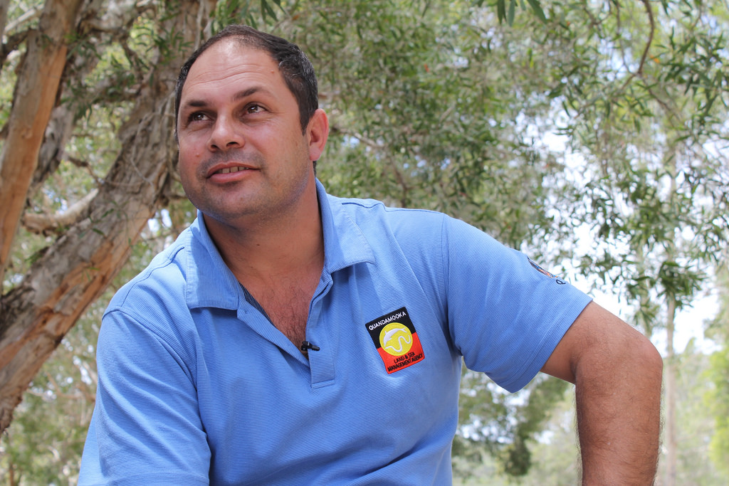 Cameron Costello – CEO, Quandamooka Yoolooburrabee Aboriginal Corporation (QYAC)
