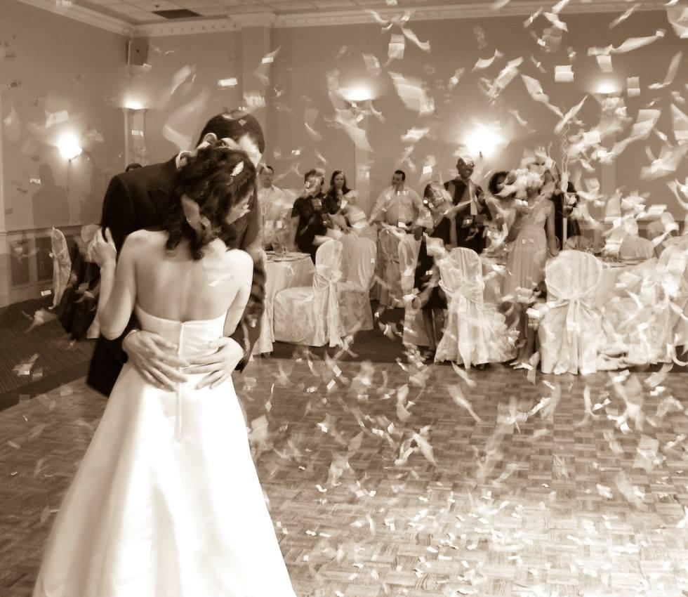 intrattenimento matrimonio cantante