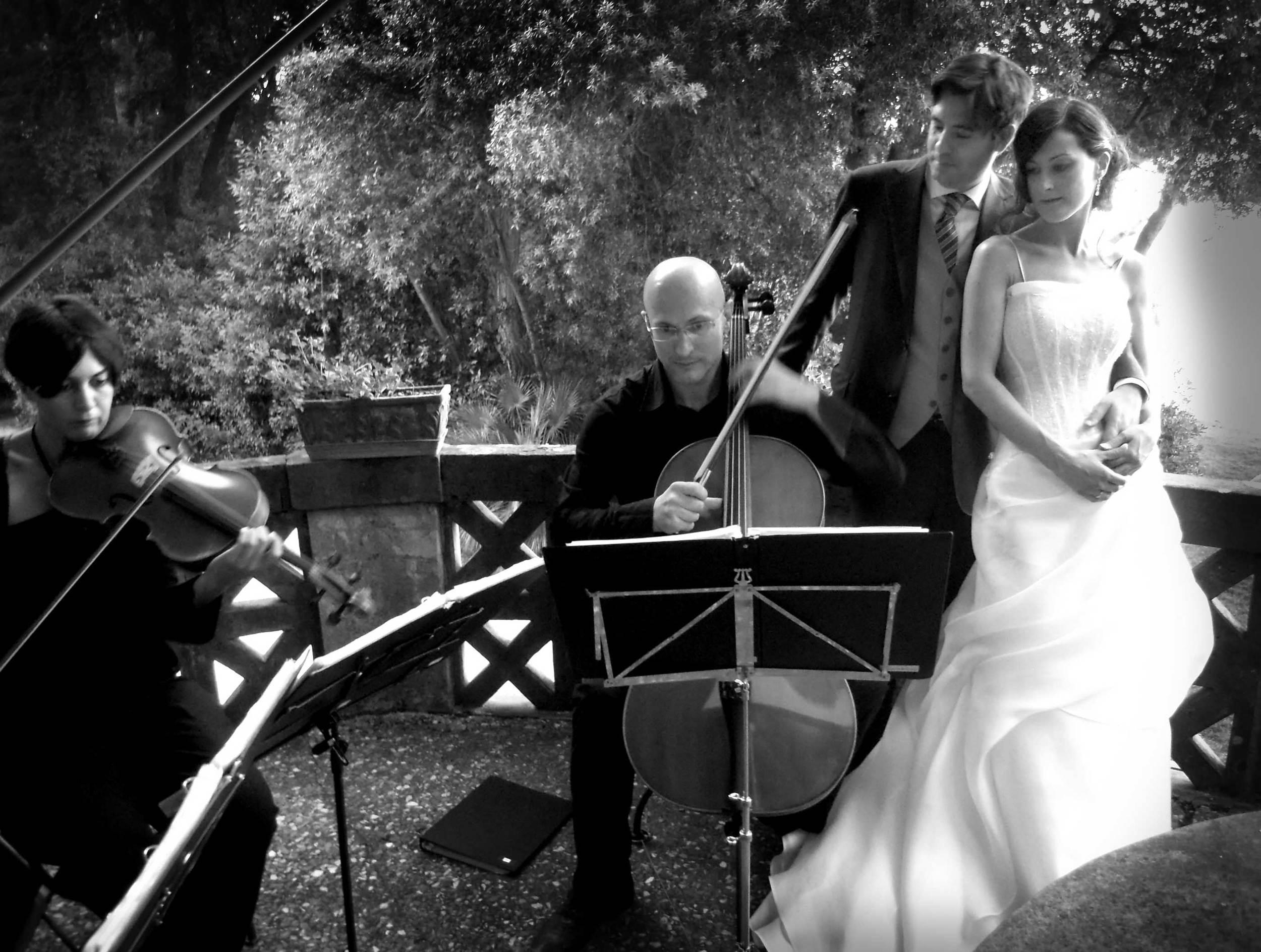 intrattenimento matrimonio musica